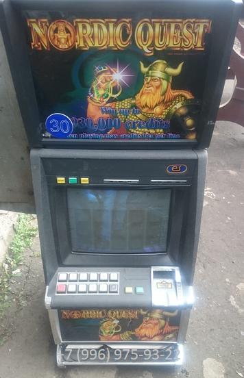 игровой автомат конами i