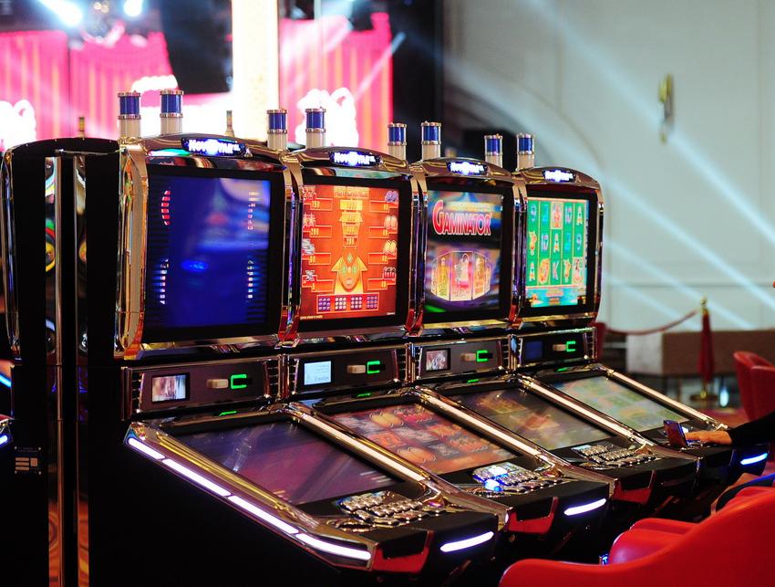 автоматы законодательство, игровые