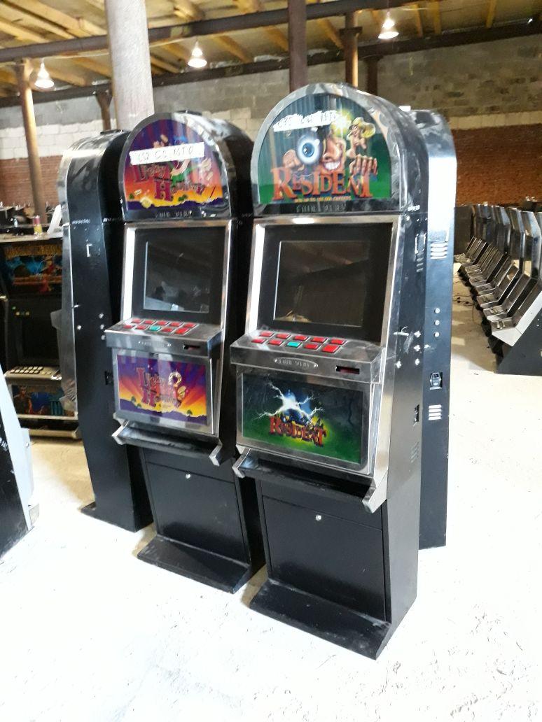 игровые автоматы с тикетами в москве